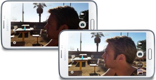 Tính năng Galaxy S5 chụp ảnh ngược sáng HDR độc đáo