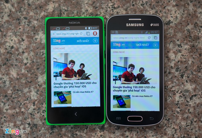 Điểm khiến bạn chọn Galaxy Trend Lite và Nokia X đều không lầm