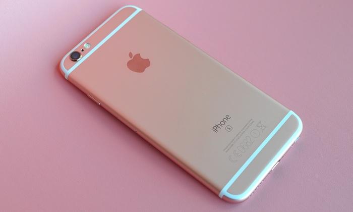 Đổ xô đi mua iPhone 6/6S  hạ giá mạnh dịp tết