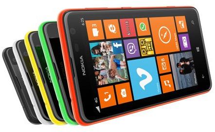 Cách khắc phục Nokia Lumia 625 bị khóa mật khẩu tại nhà