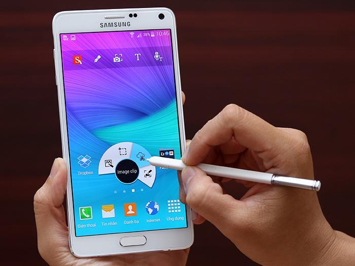 Bạn có thể làm gì với bút cảm ứng S-Pen của Samsung
