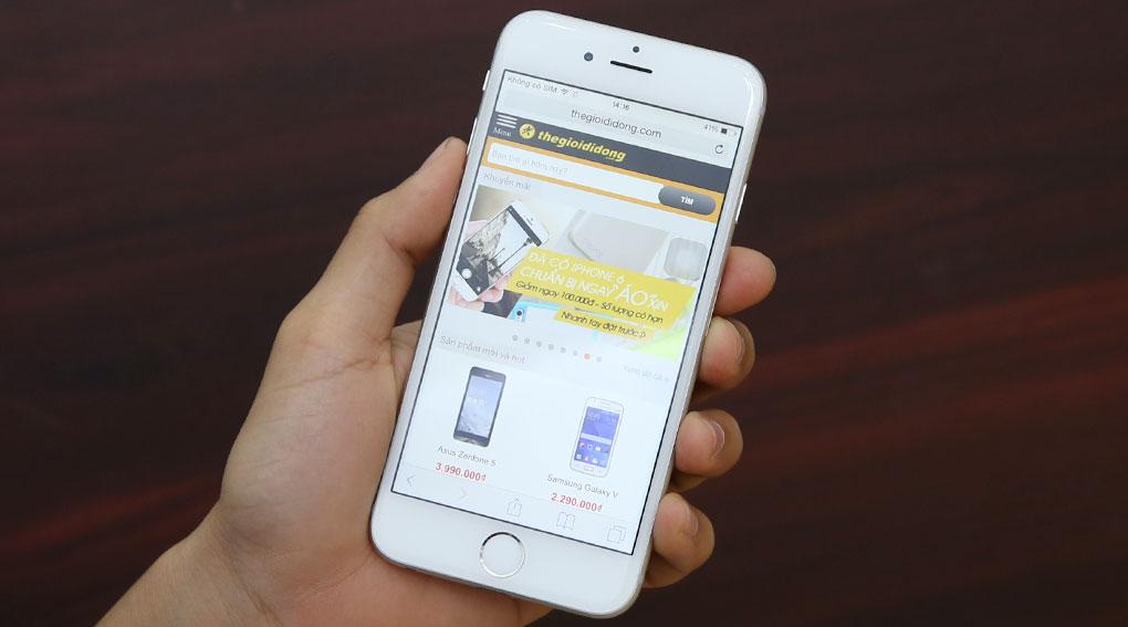 Bạn nên biết : thời gian cần để iPhone 6 sạc đầy pin