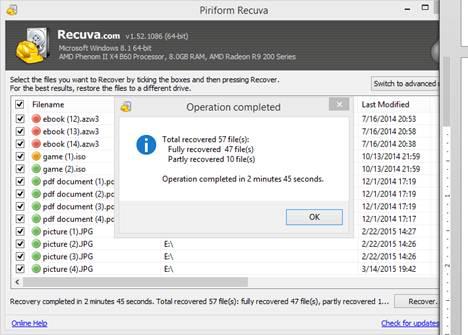 Top 5 phần mềm khôi phục dữ liệu tốt nhất cho Windows