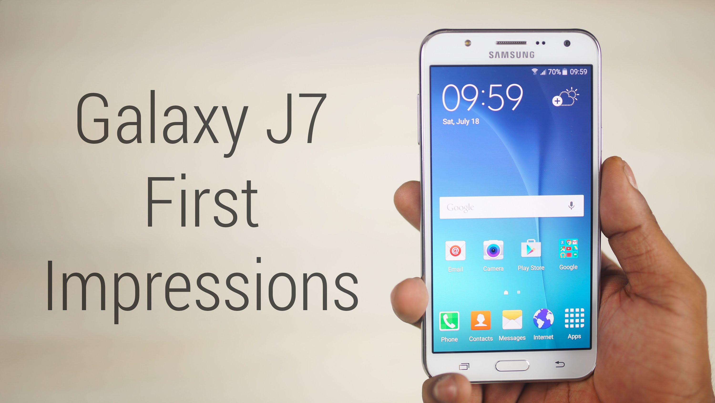 Các bước tạo tài khoản Ch Play cho Samsung Galaxy J7