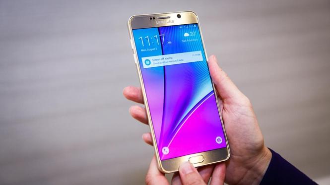 1 số lưu ý để sử dụng Samsung Galaxy Note 5 hiệu quả