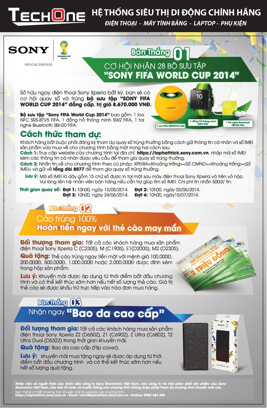 SONY FiFA World Cup 2014