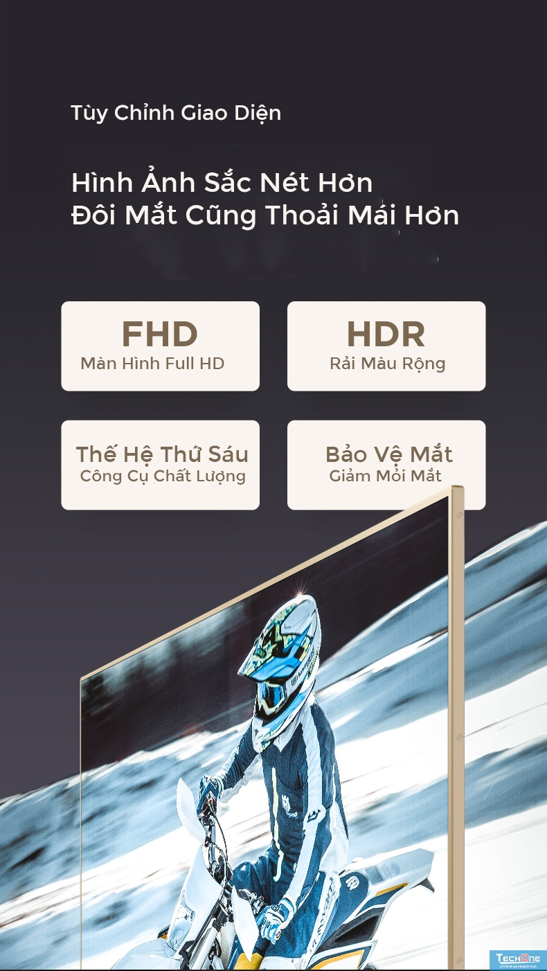 Tivi Xiaomi 4A 43 inch phiên bản 2018