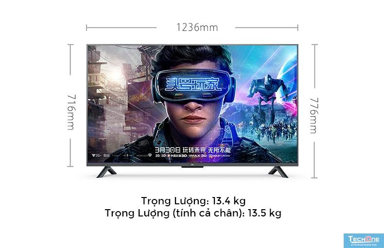 Tivi Xiaomi 4S 55 inch