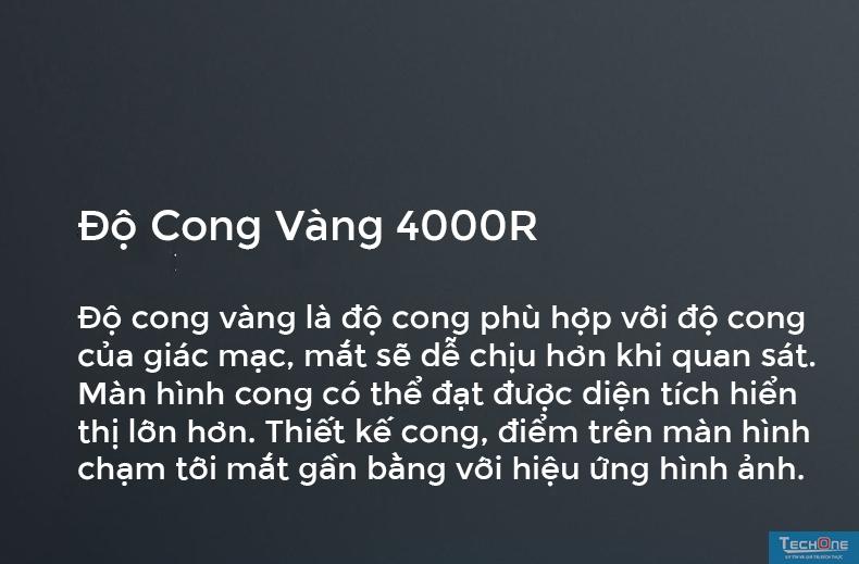 Tivi Xiaomi 4S 55 inch màn hình cong