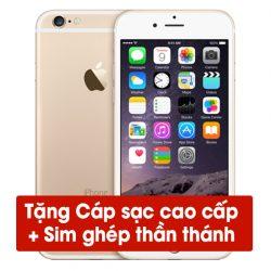 iPhone 6 Plus 16GB (Xám/ Trắng/Vàng)  - Lock