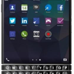 BlackBerry Passport (SQW100-1) Piano Black (TechOne)