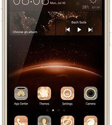 Huawei Y5 (2017) Công ty - Demo