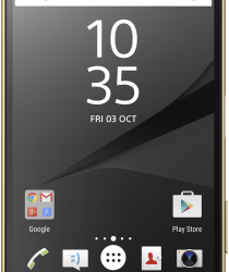 Sony Xperia X F5122 gold - Công ty (Demo)