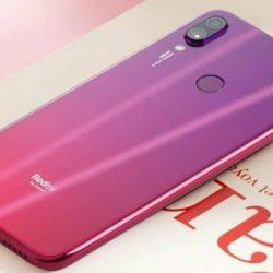 Điện Thoại Xiaomi Redmi Note 7 PRO 6GB/128GB