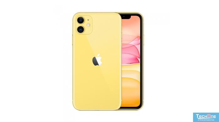 Điện Thoại iPhone 11 128 GB (2 sim Vật lý) - Chính Hãng