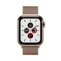 Apple Watch Series 5 - 44mm- Bản Thép - Dây Milanese - (Dùng được Esim)