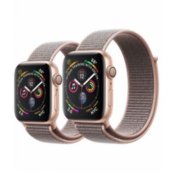 Apple Watch Series 4 GPS + Cellular (Nhôm/40mm)–Hàng Cũ