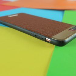 Ốp iPhone 7PLus Remax vải