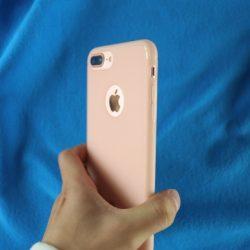 Ốp lưng iPhone 7Plus giả da