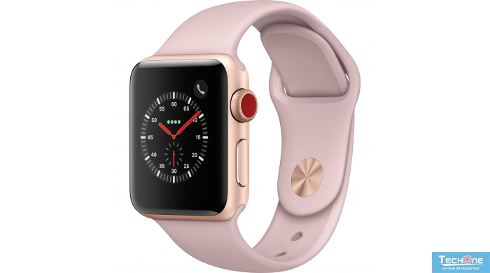 Apple Watch Series 3 GPS + Cellular (Nhôm/42mm) – Hàng Cũ