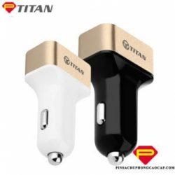Sạc ô tô Titan (4 cổng)