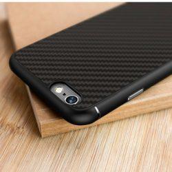 Ốp iPhone 7 Silicon Cacbon