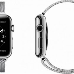 Apple Watch Series 1 38mm Thép – Hàng Cũ - 99%