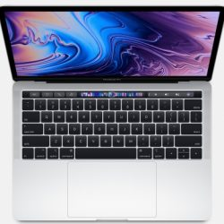 MacBook Pro 15 inch Touch Bar 512GB Silver (MR972)