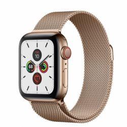Apple Watch Series 5 - 40mm - Bản Thép - Dây Milanese