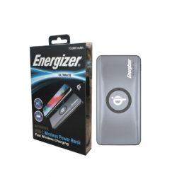 Sạc dự phòng + Đế sạc không dây Energizer QE 10005CQGY(Thần sấm II)