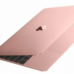 The New Macbook (2017) 12'' - 256GB - MNYM2 - Rose Gold