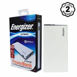 Pin SDP Energizer 10000mAh Li-Po QC3.0 - 2 Output
