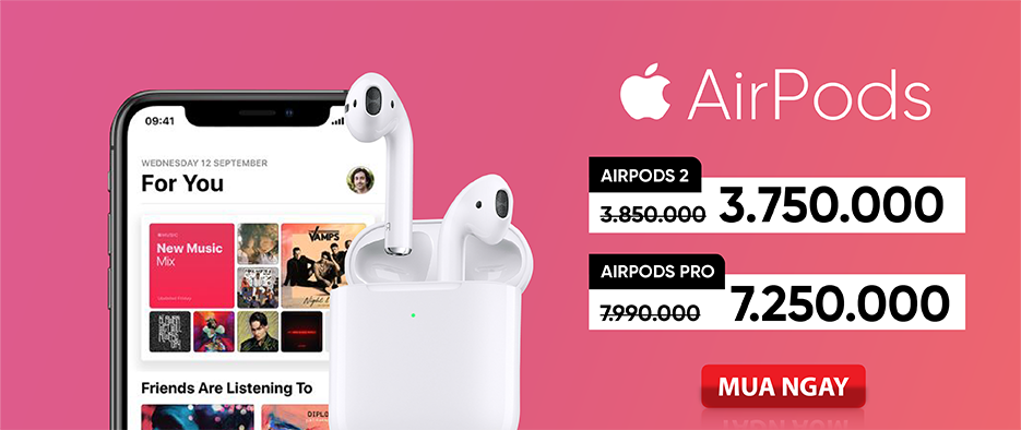 Air pods 2 - Air pods Pro