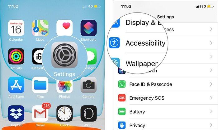 Hướng dẫn điều khiển bằng giọng nói trên iOS 13