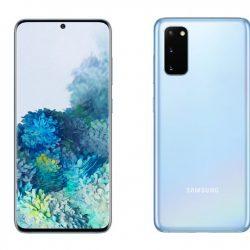 Điện thoại Samsung Galaxy S20+ - Xanh dương