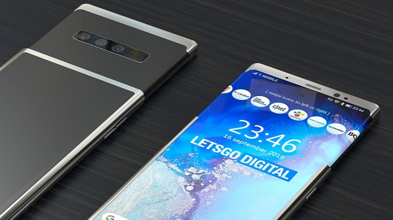 Lót dép ngồi hóng! Samsung chuẩn bị giới thiệu smartphone màn hình trượt tại CES 2020