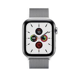 Apple Watch Series 5 – 44mm – Bản Thép – Dây Milanese - (Không dùng được Esim)