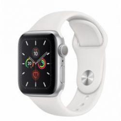 Apple Watch Series 5 – 40mm – Bản Thép – Dây Caosu (Không dùng được Esim)