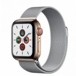 Apple Watch Series 5 – 40mm – Bản Thép – Dây Milanese - (Không dùng được Esim)