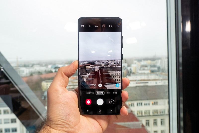 Galaxy S20 Ultra có khả năng Zoom 100x, Samsung đã làm như thế nào?