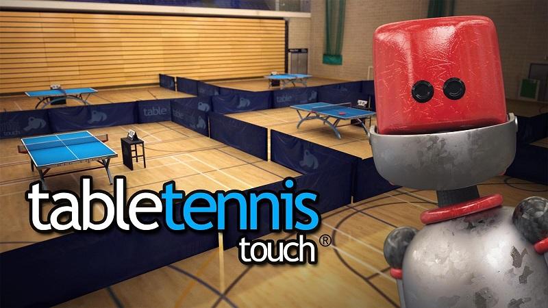 Game bóng bàn đồ họa đẹp Table Tennis Touch và 4 ứng dụng hấp dẫn đang FREE cho iPhone và iPad