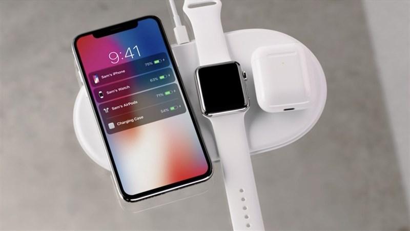 Cùng chờ đợi ngày Apple hồi sinh bộ sạc không dây AirPower có thể sạc cùng lúc 3 thiết bị di động