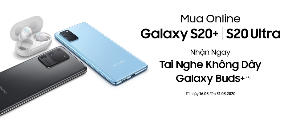 Galaxy S20, S20+, S20 Ultra