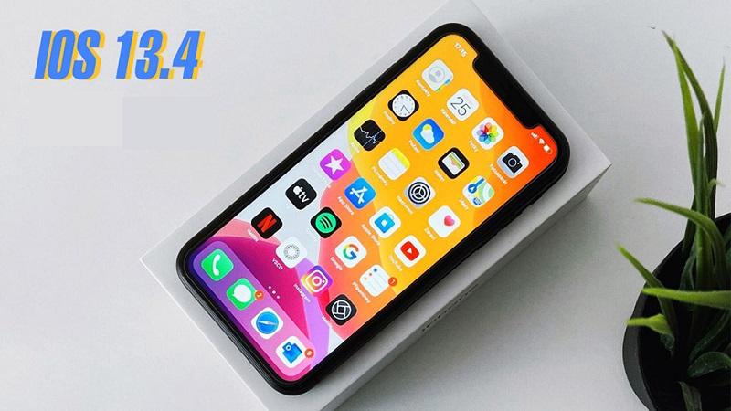 Apple chính thức phát hành iOS 13.4 và iPadOS 13.4, bổ sung thêm nhiều tính năng và thay đổi mới, sửa hàng loạt lỗi nghiêm trọng