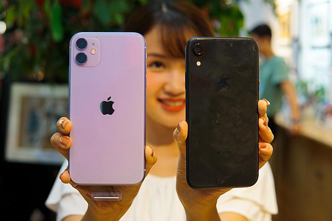 Người Việt Nam chọn iPhone trái ngược với thế giới
