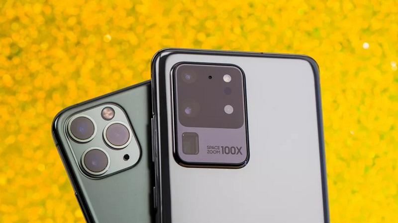 So sánh camera Samsung Galaxy S20 Ultra và iPhone 11 Pro: Khi hai ông lớn đại chiến