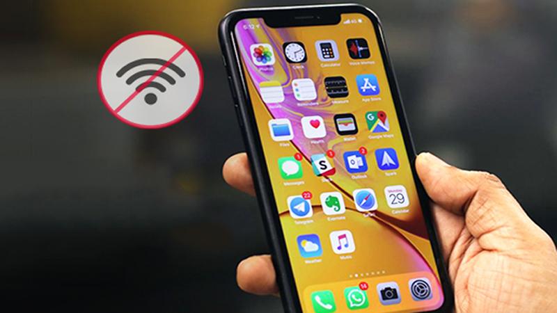 Cách xử lý iPhone đột nhiên không thể kết nối được Wifi