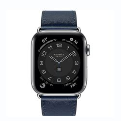 Apple Watch Series 6 – Hermes- 40mm – Silver - Single Tour