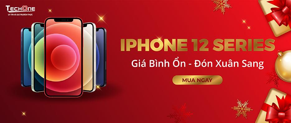 IPHONE 12 SERIES ĐÃ CÓ HÀNG
