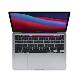 MacBook Pro 2020 13 inch – MYD82 - Grey - Apple M1 8GB RAM 256GB SSD